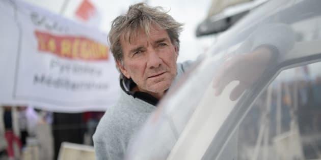 Kito de Pavant, skipper du Vendée Globe, a été secouru