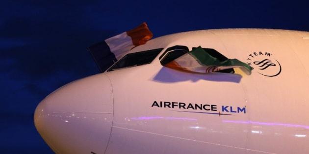 Air France va cesser ses liaisons avec l'Iran dès septembre