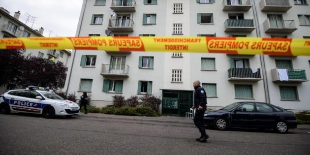 Le suspect dans l'incendie mortel de Mulhouse mis en examen