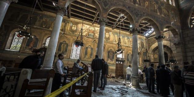 Quatre suspects arrêtés après l'attentat à la bombe au Caire