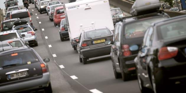 Info trafic: Bison futé voit rouge pour l'ensemble du pays