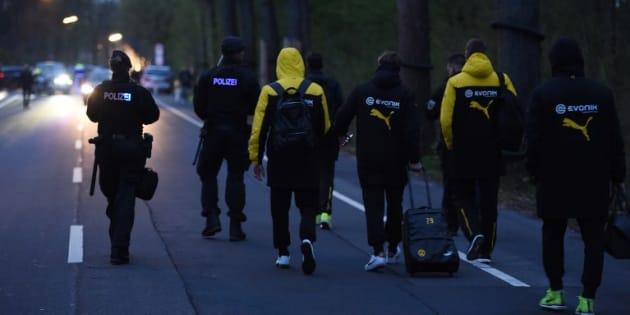 Explosions à Dortmund: une lettre de revendication laissée sur place intéresse les autorités