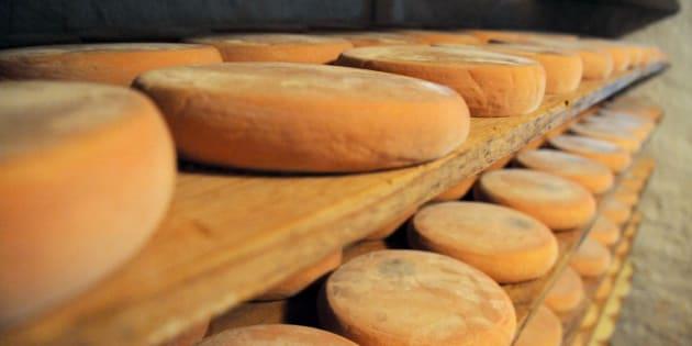 Tous les reblochons de la fromagerie Chabert rappelé par le ministère
