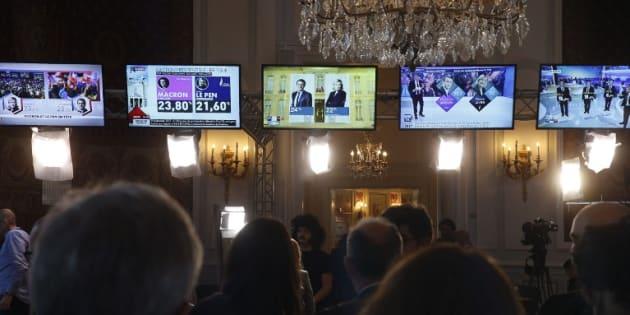 Second tour de la présidentielle: RTBF, sondages, estimations... ce que les médias peuvent (ou ne peuvent plus) faire