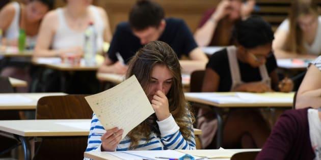 Suite à un vol, certains élèves doivent repasser le bac de maths