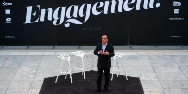 """Le vrai-faux retour """"un peu étrange"""" de François Hollande"""