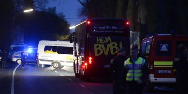 Avant les explosions à Dortmund, l'Allemagne déjà prise pour cible de nombreuses fois