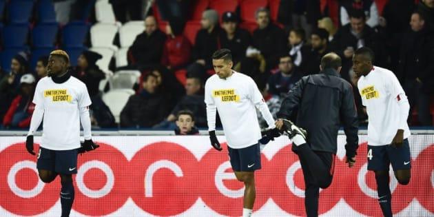 Il ne faudra pas compter sur les réactions des joueurs du PSG après le match contre Nice