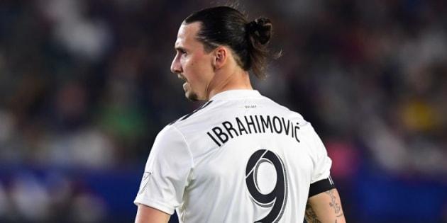 Zlatan Ibrahimovic récompensé — MLS