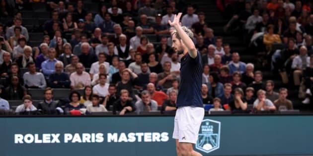 Coupe Davis Gasquet forfait