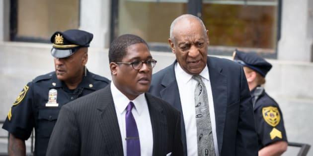Bill Cosby échappe pour l'instant à la justice, faute d'accord du jury