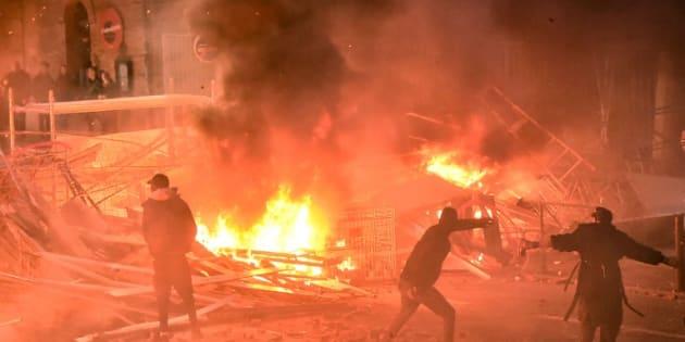 Plusieurs blessés à Toulouse lors de la mobilisation des gilets jaunes