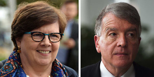 Pat Sorbara and Gerry Lougheed have been acquitted of bribery charges.