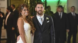Les images du mariage de Lionel Messi et sa