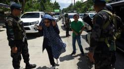 Aux Philippines, l'armée bombarde des islamistes proches de