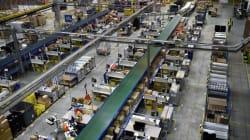 1500 emplois supplémentaires chez Amazon France cette