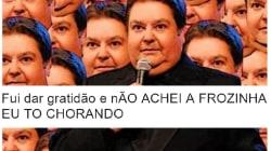 'Frôzinha' da gratidão some do Facebook e brasileiros não sabem o que dizer, só