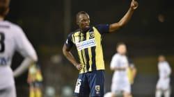 Usain Bolt pas conservé par le club de foot australien qui l'avait mis à