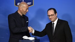 Hollande sur Zidane :