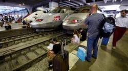 Seulement un train sur deux circulera à Montparnasse