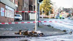 Cuatro heridos en un atropello xenófobo en