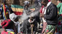 📷 Sudafricanos festejan la despenalización del consumo personal de