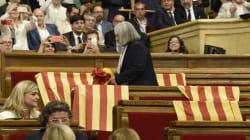 Le parlement de Catalogne adopte la loi prévoyant un référendum