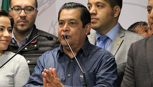 Alcalde de Nezahualcóyotl exige a diputados trato digno a los municipios con