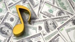 Il valore del mercato musicale globale sfiora i 16 miliardi dollari. Lo streaming guida la