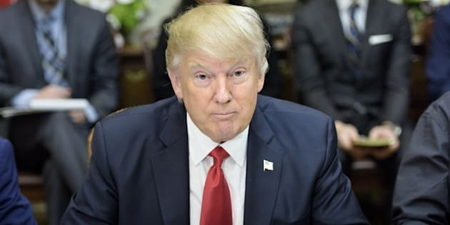 Donald Trump réagit à l'attaque au musée du Louvre et en profite pour faire passer un message