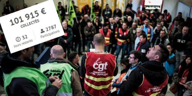 La grève de la SNCF ce dimanche 2 avril.