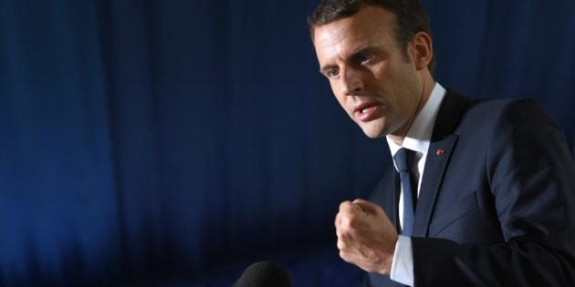 """Emmanuel Macron devant le Congrès à Versailles, pour fixer """"les priorités"""" du quinquennat"""