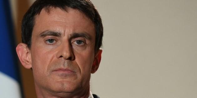 """Manuel Valls dit son """"inquiétude"""" après l'accord entre Yannick Jadot et Benoît Hamon"""