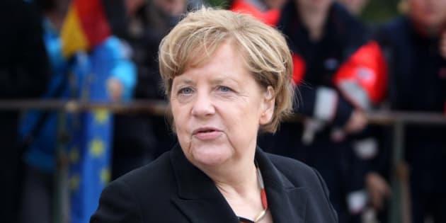 Critiquée pour son silence, Angela Merkel lance enfin sa campagne pour les législatives