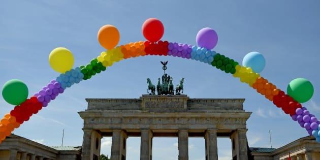 Après la volte-face de Merkel, l'Allemagne pourrait légaliser le mariage pour tous dès vendredi