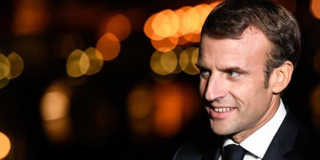 Le périple de Macron (ici en République Tchèque fin octobre) pour les commémorations de la Grande Guerre est plus politique qu'il n'y paraît