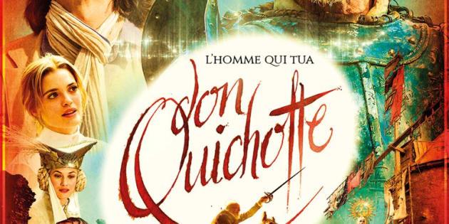 """""""L'homme qui tua Don Quichotte"""" pour sortir dans les salles française ce samedi"""