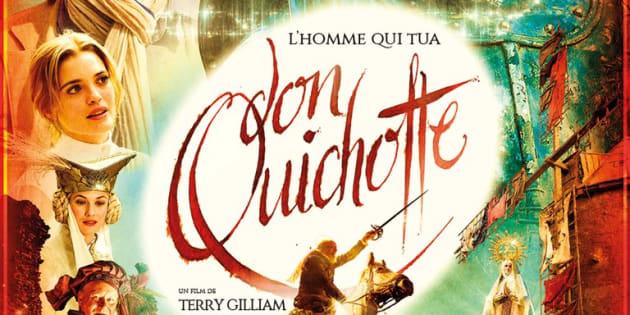 """Fin de la malédiction pour """"Don Quichotte""""? Le CNC autorise la diffusion du film de Terry Gilliam en salle"""