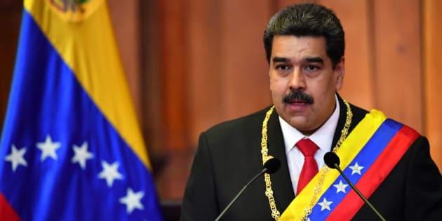 La legalidad del segundo mandato de Maduro ha sido cuestionada por la oposición venezolana y numerosos gobiernos extranjeros que no reconocen los resultados de las elecciones de mayo pasado.