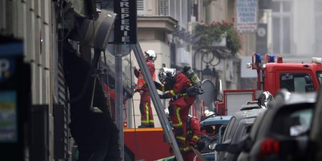 Après l'explosion rue de Trévise, un élu pointe du doigt l'état du réseau de gaz à Paris