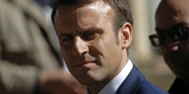 """""""Les anti-mariage gay ont été 'humiliés'"""", regrette Emmanuel Macron"""