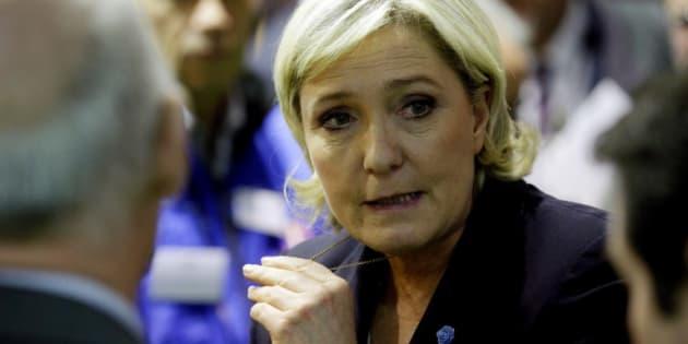 Levée d'immunité parlementaire pour Marine Le Pen, après la diffusion des images d'exactions sur Twitter