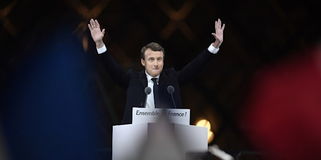 Après sa victoire à l'élection présidentielle, voilà le programme d'Emmanuel Macron