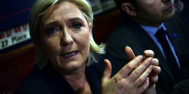 Marine Le Pen n'a pas remboursé les 300.000 euros réclamés par le Parlement Européen