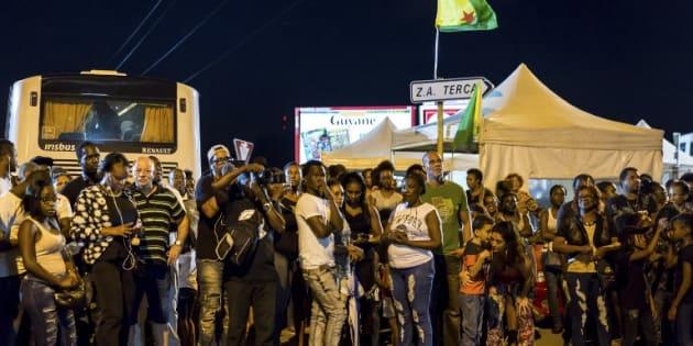 Les raisons de la colère en Guyane à l'heure de la grève générale.