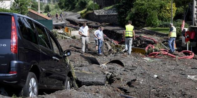 Un homme décède en voulant secourir une personne âgée après les orages en Haute-Loire