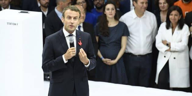 Emmanuel Macron fait polémique avec les