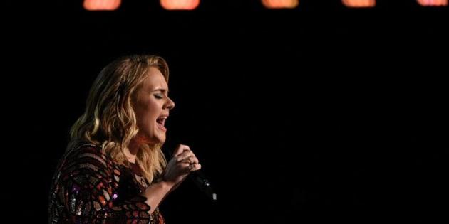 Adele pourrait mettre un terme à sa carrière