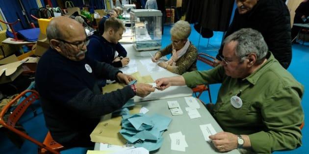 Primaire de la gauche: la participation plus proche des 1,5 million de votants que des 2 millions espérés par le PS