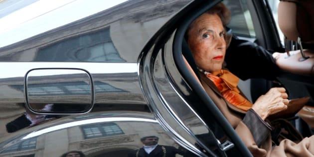 Liliane Bettencourt, une héritière emportée malgré elle dans un tourbillon politique